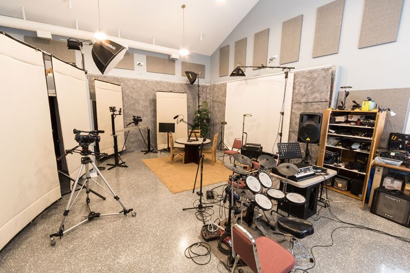 River Valley Studio Full Set Up