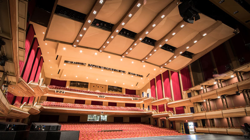 River Valley Studio - Centre In The Square Auditorium
