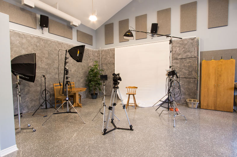 River Valley Studio Interior - Meeting Venue Rental