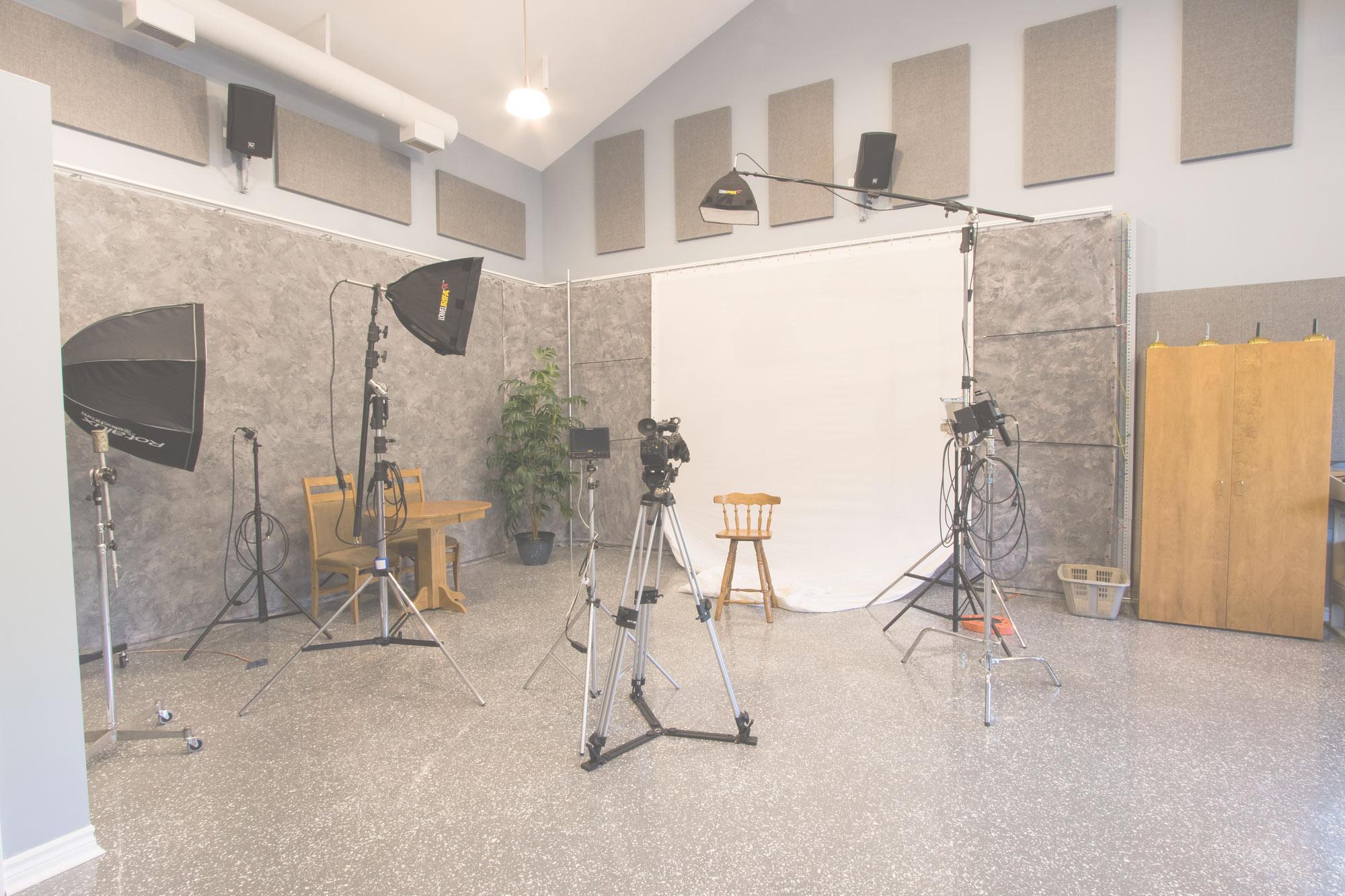 River Valley Studio Video Set Up